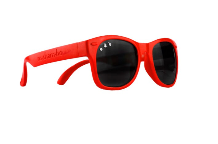 McFly! Red Shades. - Chachi's Bay