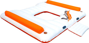 Party Island Inflatable - Chachi's Bay - kids rashies - kids swimwear - kids swim shoes - round towels - beach towels