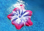 Hibiscus Flower Floats. Assorted Colours - Chachi's Bay - kids rashies - kids swimwear - kids swim shoes - round towels - beach towels