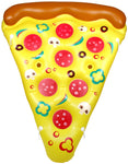 Giant Inflatable Pizza Slice - Chachi's Bay - kids rashies - kids swimwear - kids swim shoes - round towels - beach towels
