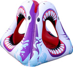 Shark World Play Cubby - Chachi's Bay - kids rashies - kids swimwear - kids swim shoes - round towels - beach towels