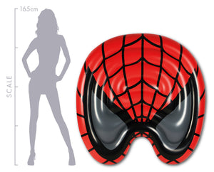 Superhero Mask Inflatables. Batman and Spider-Man - Chachi's Bay