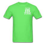 Old New York AKT-Shirt - kiwi
