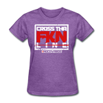 CTL Womans T-Shirt - purple heather