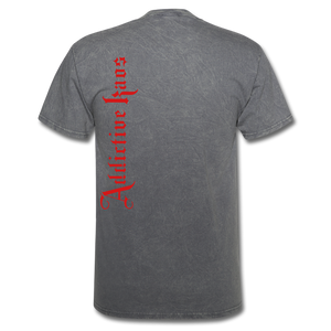 AK Signature Men's T-Shirt - mineral charcoal gray