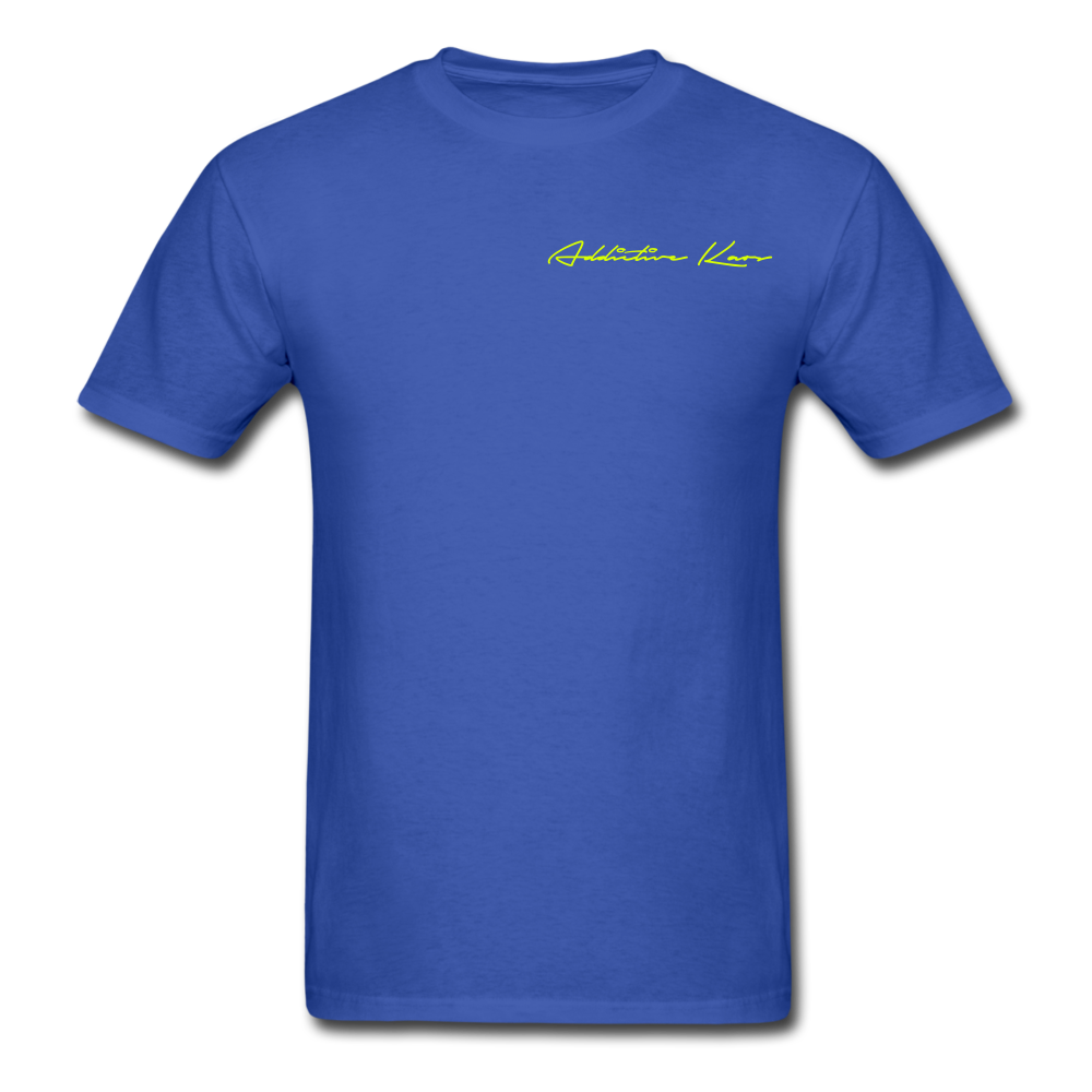 Finesse Sport T-Shirt - royal blue