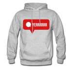 Yerrrrrr Hoodie - heather gray