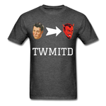 TWMITD T-Shirt - heather black