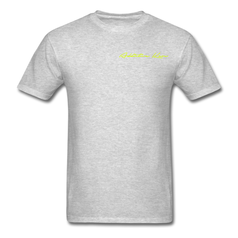 Finesse Sport T-Shirt - heather gray
