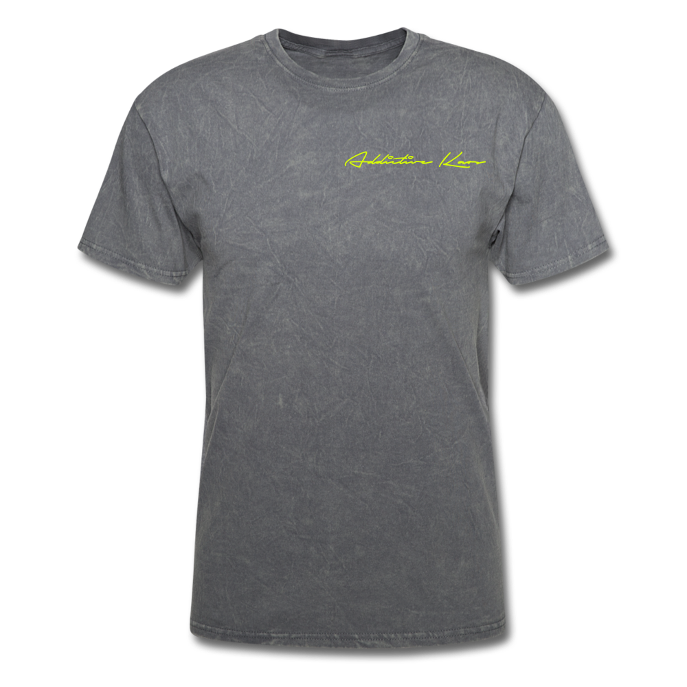 Finesse Sport T-Shirt - mineral charcoal gray
