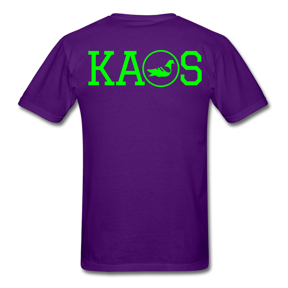 Addictive Neon T-Shirt - purple