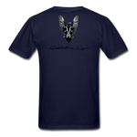 Order Of Owls Men's T-Shirt - navy