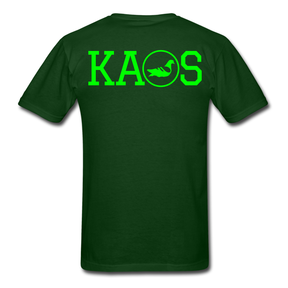 Addictive Neon T-Shirt - forest green