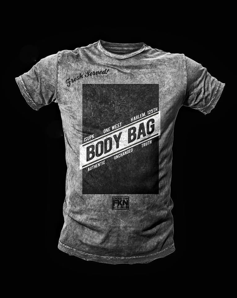 BODY BAG Short-Sleeve T-Shirt