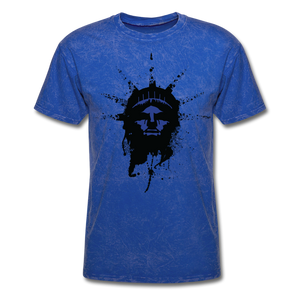 Liberty Of Kaos (Blue) T-Shirt - mineral royal