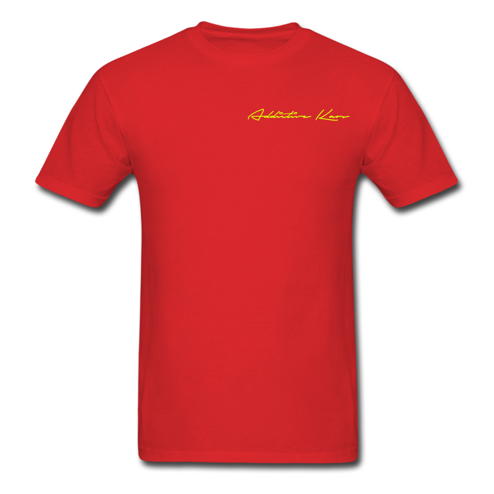 Finesse Sport T-Shirt - red