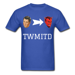 TWMITD T-Shirt - royal blue