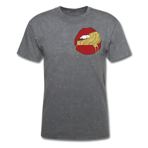 Ocean Lust Men's T-Shirt(GLD) - mineral charcoal gray