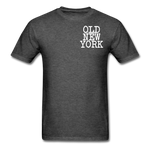 Old New York AKT-Shirt - heather black