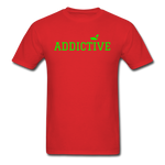 Addictive Neon T-Shirt - red