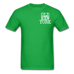 Old New York AKT-Shirt - bright green