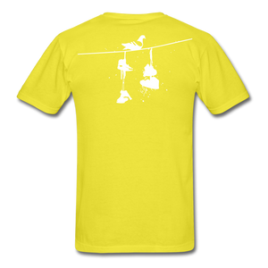 Old New York AKT-Shirt - yellow
