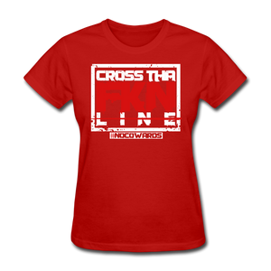 CTL Womans T-Shirt - red