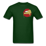 Ocean Lust Men's T-Shirt(GLD) - forest green