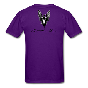 Order Of Owls Men's T-Shirt - purple