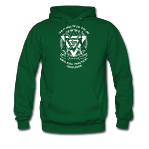 Classic ISUPK Men's Hoodie (Fast shipping) - forest green