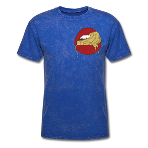 Ocean Lust Men's T-Shirt(GLD) - mineral royal
