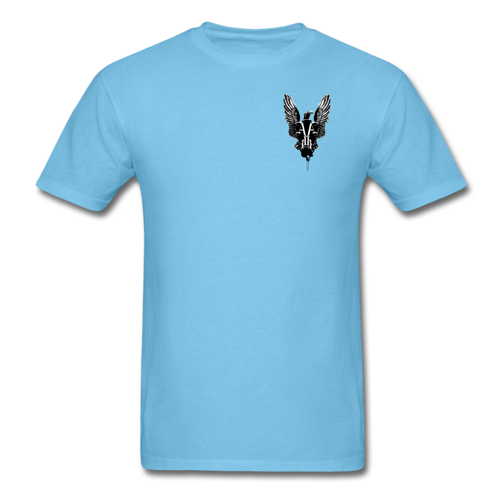 Order Of Owls Men's T-Shirt - aquatic blue