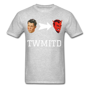 TWMITD T-Shirt - heather gray