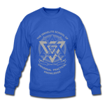 CLASSIC ISUPK Crewneck Sweatshirt - royal blue