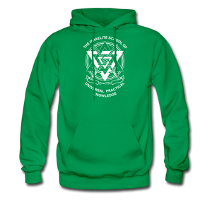 Classic ISUPK Men's Hoodie (Fast shipping) - kelly green