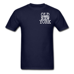 Old New York AKT-Shirt - navy