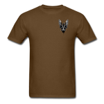 Order Of Owls Men's T-Shirt - brown