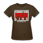 CTL Womans T-Shirt - brown