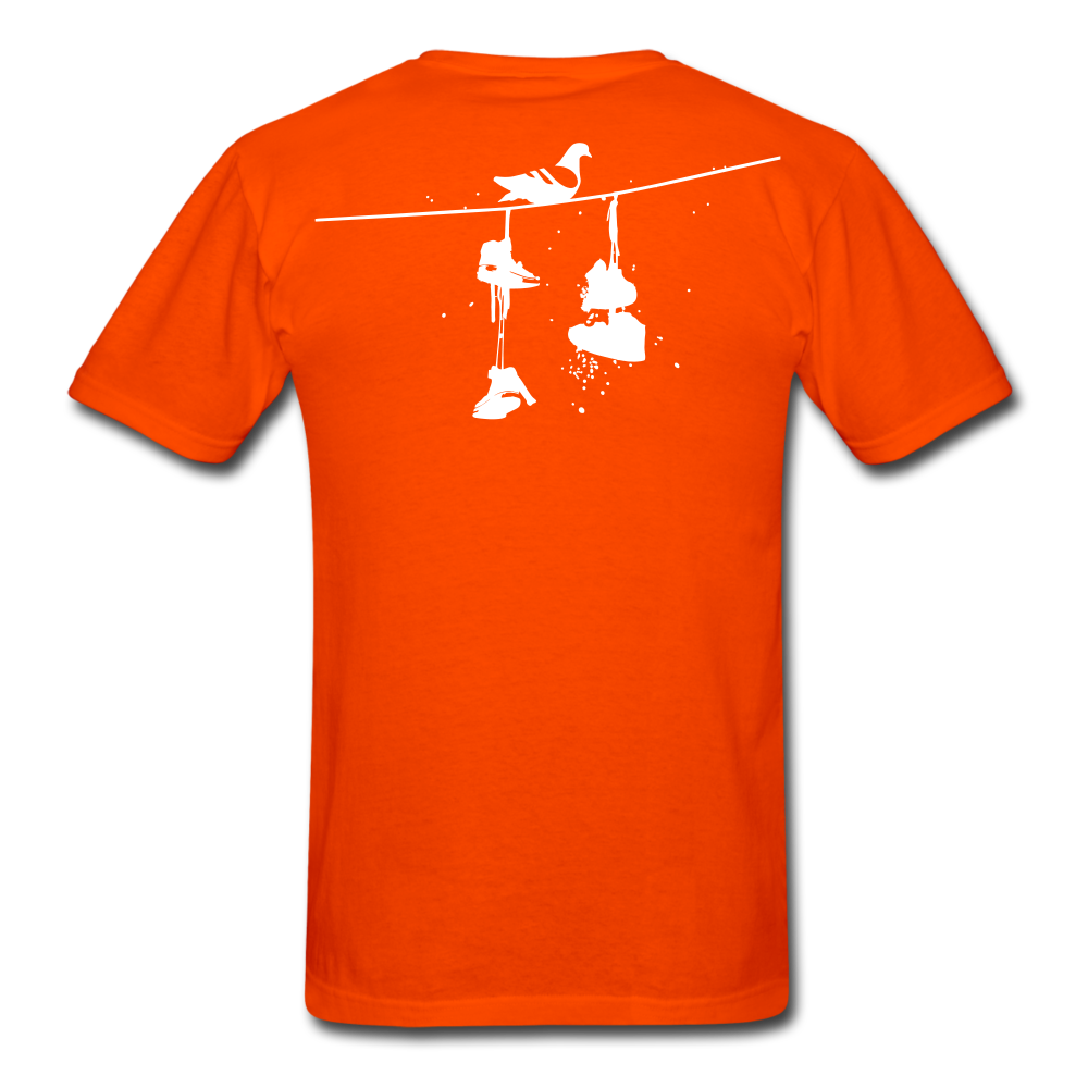 Old New York AKT-Shirt - orange