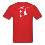 Old New York AKT-Shirt - red