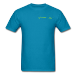 Finesse Sport T-Shirt - turquoise