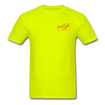AK Signature Men's T-Shirt - safety green