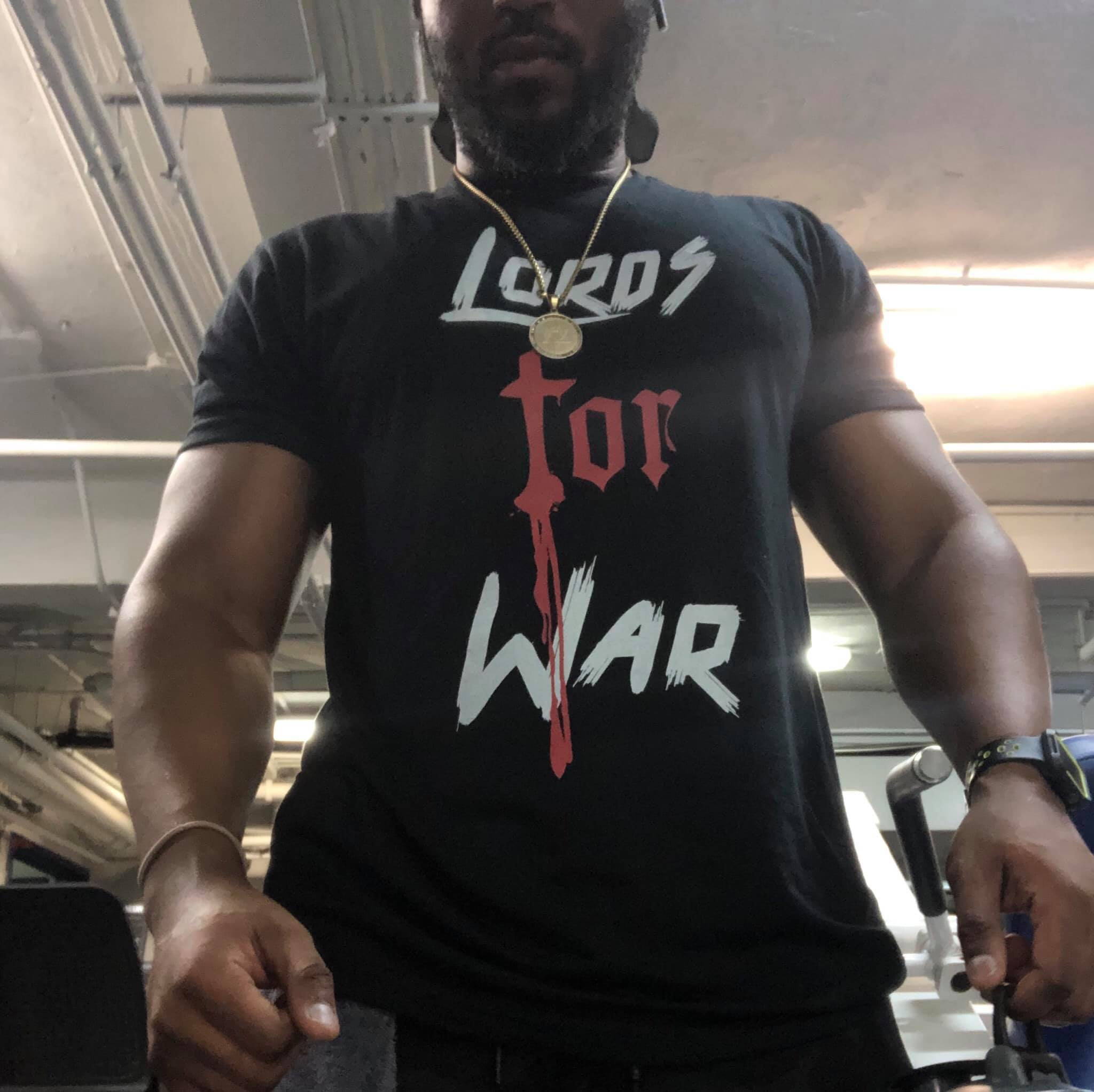 Lords For War T-Shirt