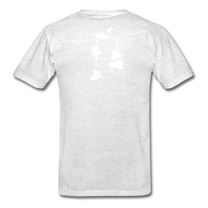 Old New York AKT-Shirt - light heather grey