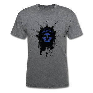 Liberty Of Kaos (Blue) T-Shirt - mineral charcoal gray