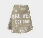 One West Princess Skirt Tan