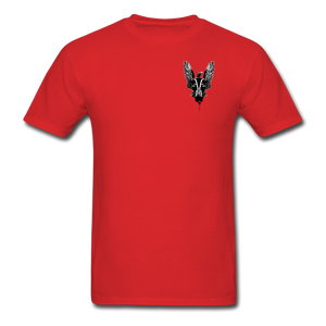 Order Of Owls Men's T-Shirt - red