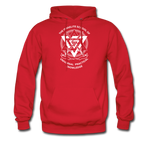 Classic ISUPK Men's Hoodie (Fast shipping) - red