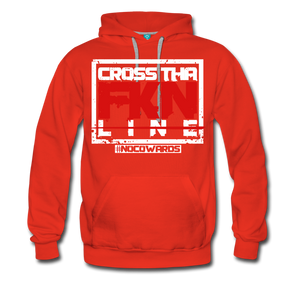 CTL Classic Hooded Sweatshirt - red