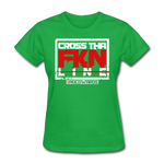 CTL Womans T-Shirt - bright green